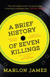 Marlon James-A Brief History of Seven Killings